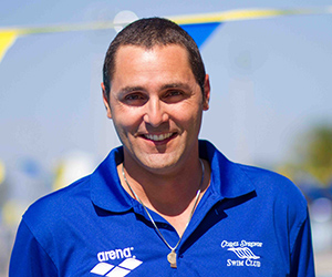 CSSC Head Coach Bruno Darzi